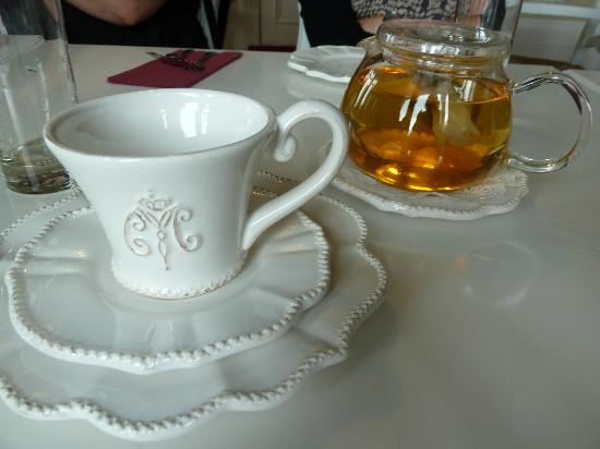 Melrose House Cafe: China Jasmine Tea