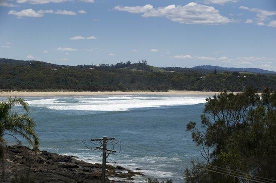 Woolgoolga, Австралия: Beach View