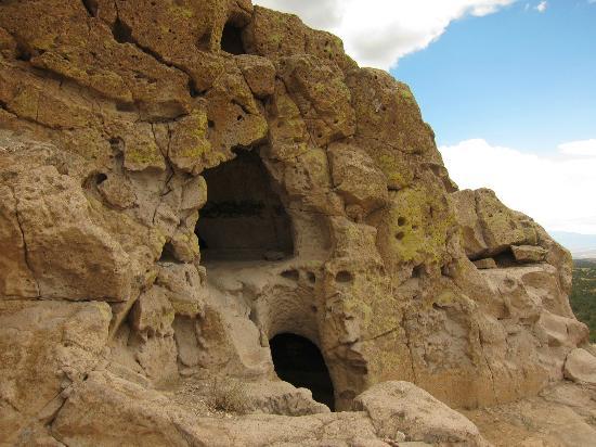 写真Puye Cliff Dwellings枚