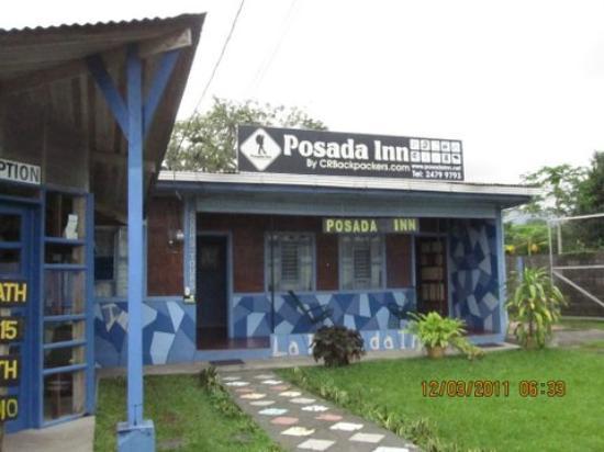 Posada Del Arenal: Front