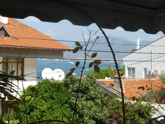 Ferah Pension: View from dorm