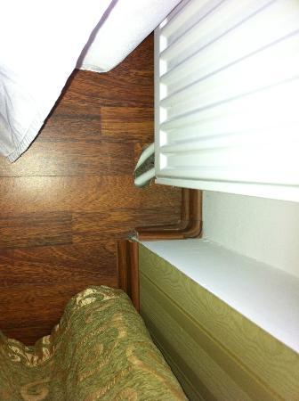 Palac Margot : Teppich in Zimmer