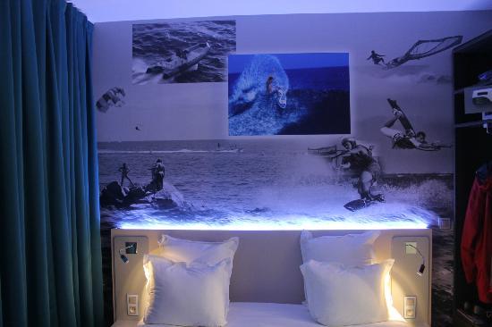Hotel LR La Rochelle: creative decor