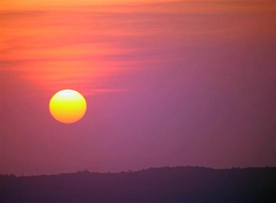 Seronera: Serengeti Sunrise