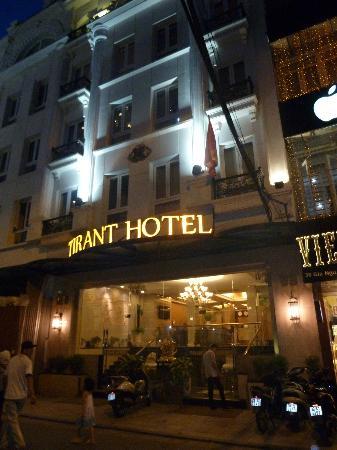 Hanoi Tirant Hotel: The Tirant Hotel