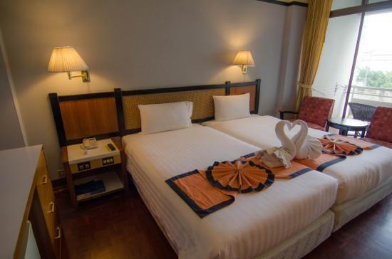 Hotel De Moc: standard room