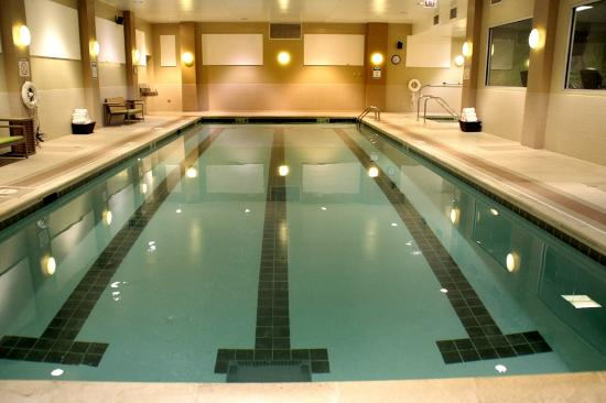 The Westin Chicago North Shore: Indoor Pool & Hot  Tub
