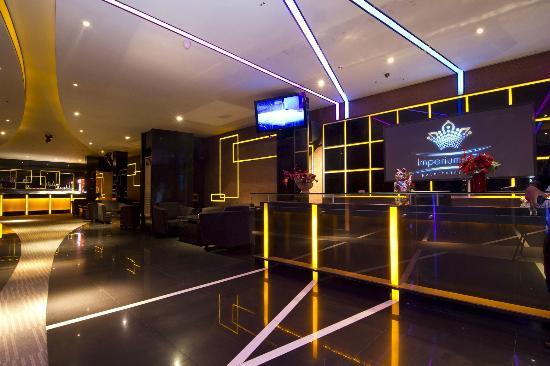 Garuda Hotel: Imperium KTV bar