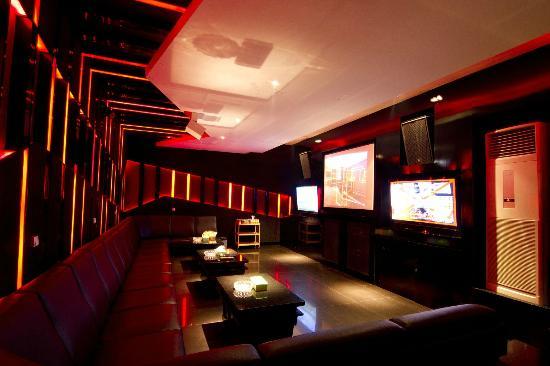 Garuda Hotel: Imperium KTV room 1