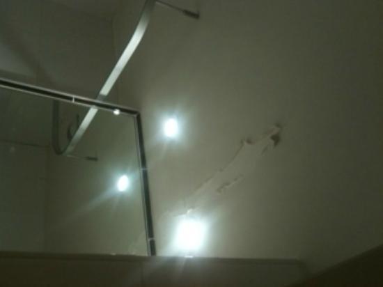 TIMHOTEL Paris Gare De Lyon: le plafond de la salle bain