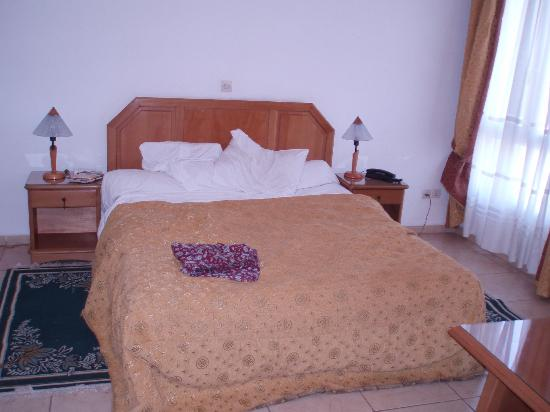 Hotel el-Biar: 部屋は広い