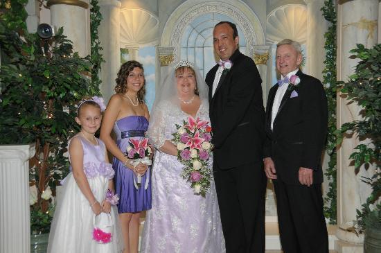 Princess Wedding Chapel Las Vegas