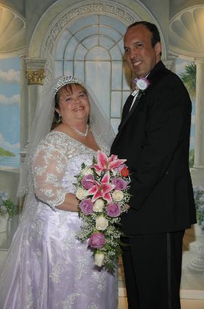 Princess Wedding Chapel: Darren and I
