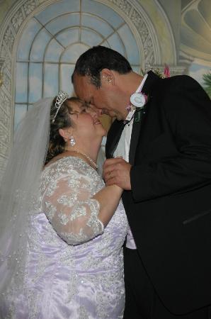 Princess Wedding Chapel: Darren & Rosemary
