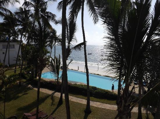 Voyager Beach Resort: Sea view room