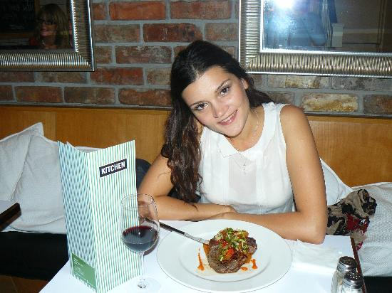 The Kitchen : Steak