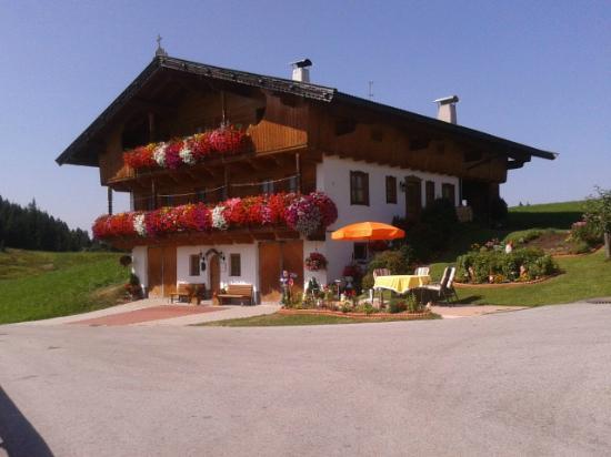 Bauernhof Haus Sonnrast Appartments