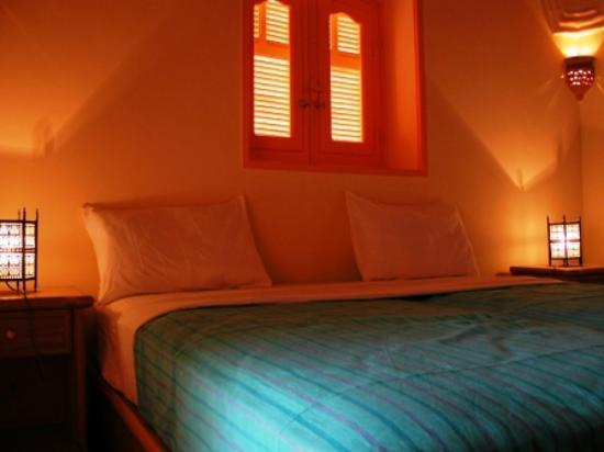 Villa al-diwan: bedroom