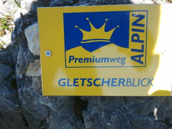 Hotel Tiroler Adler: certificazione come uno dei migliori sentieri