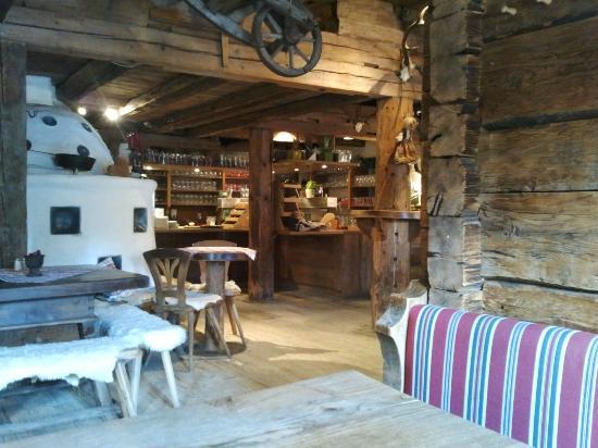 Hotel Tiroler Adler: rifugio stallenalm