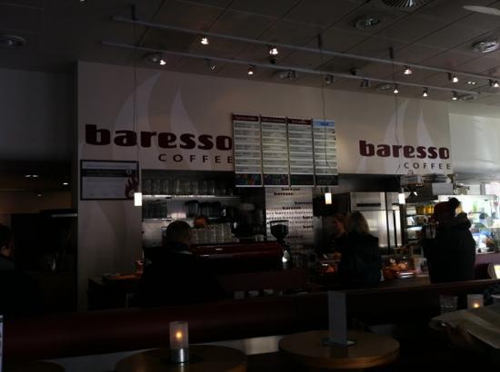 Baresso Coffee: Baresso