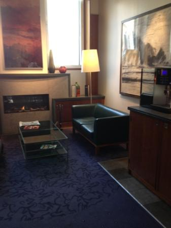 Club Quarters Hotel St. Paul's: lounge