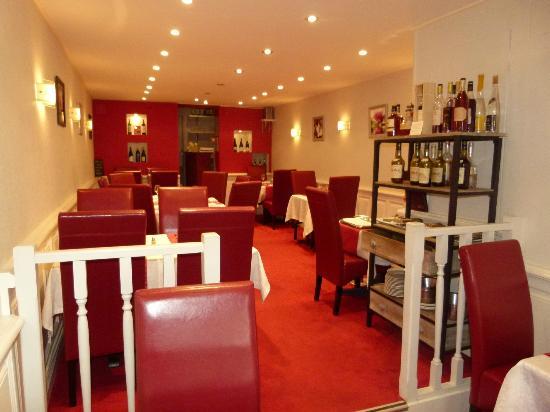 deco de table, nouvel an - Bild von La Musardiere, Dieppe - TripAdvisor