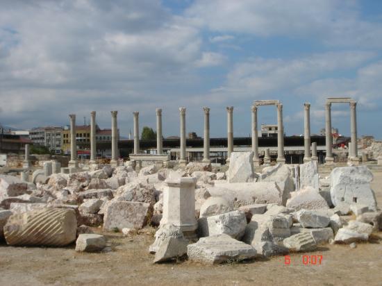 Agora Open Air Museum: Agora