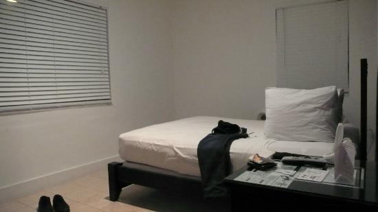 Century Hotel Room 219