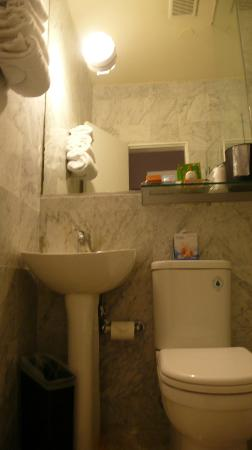 Century Hotel: Bathroom 219