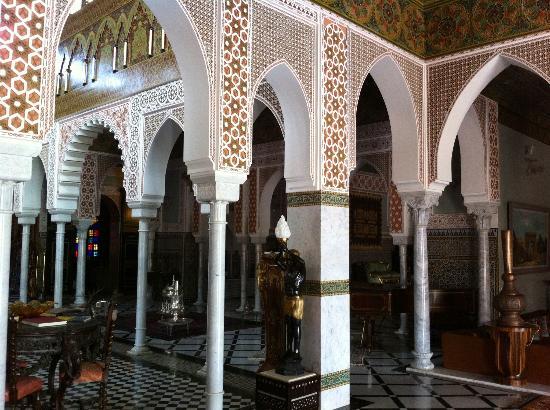 L Mansion Marrakech : Very beautiful arthitectonic