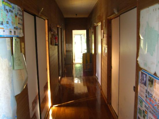 Marumaso : 客室廊下
