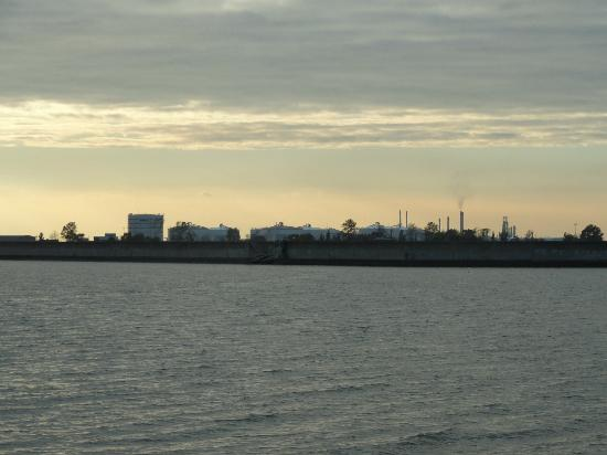 Dusk at Canvey Island