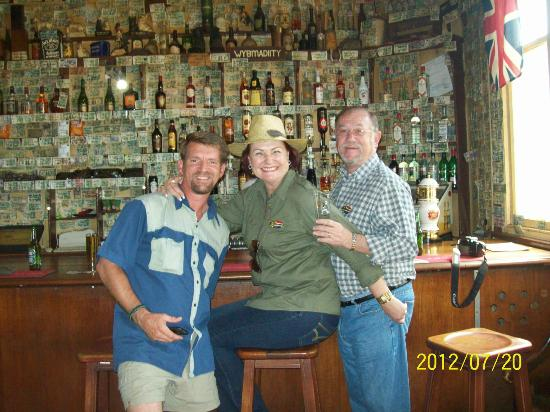 Flight of the Eagle Safaris & Tours: Royal Hotel Pilgrims Rest