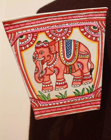 Indologie - Discover India Through Art: Leather art from Andhra Pradesh