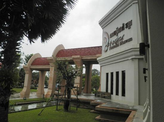 Angkor National Museum - Picture of Angkor National Museum ...