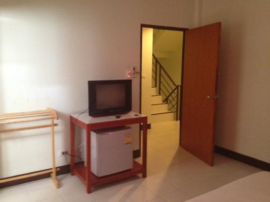 Patong Bay Inn: rm 404