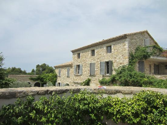 Une Bastide en Provence : la maison