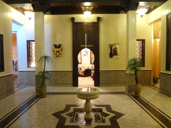 Riad Bahia Salam in Marrakech
