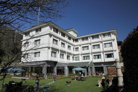 Rock Manali Hotel & Spa: Hotel View
