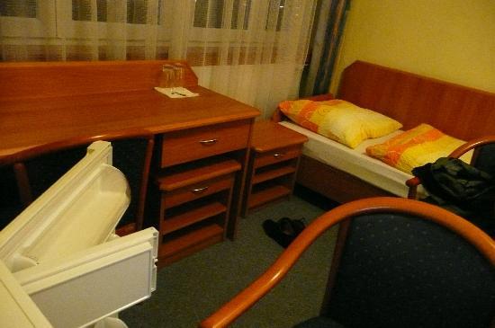 Hotel Slunce: Zimmer