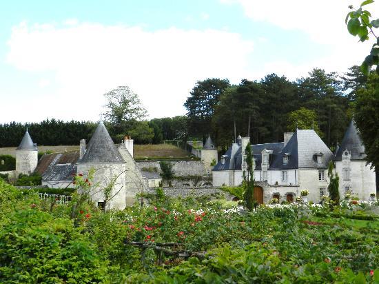 Jardins et château de La Chatonnière : Le château (privé)