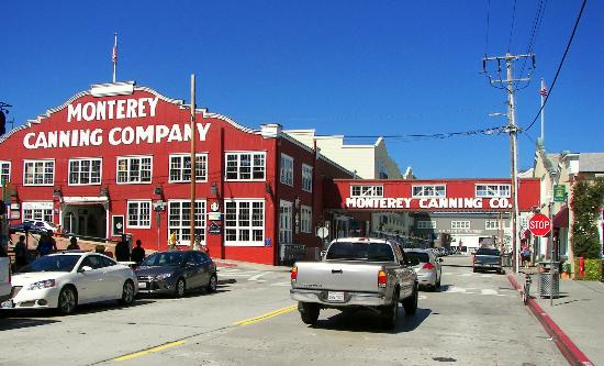 Best Restaurants Cannery Row