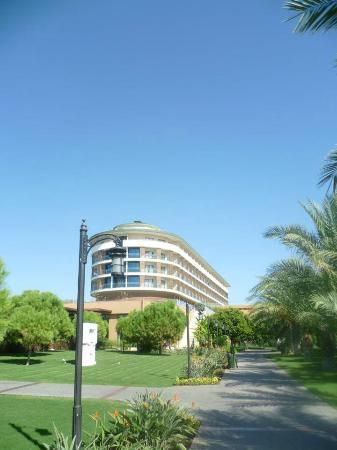 Voyage Belek Golf & Spa: Main building