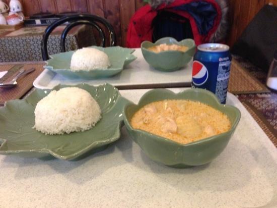 Tamnack Thai : meal #3