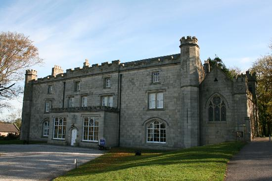 Thurnham Hall: The Hall