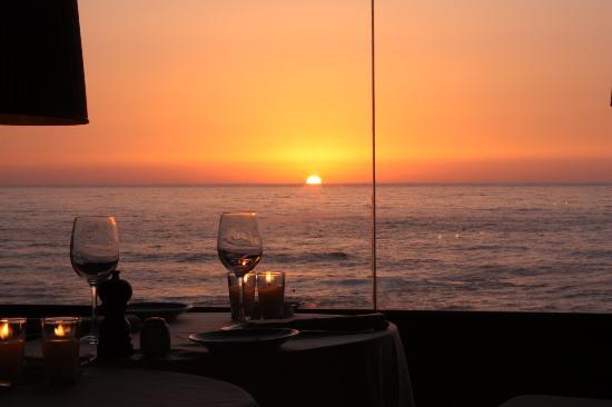 Le Cabestan - Ocean View : sunset view