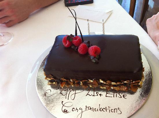 Birthday Cake Perth City