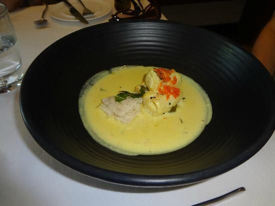 Indian Accent: Fish