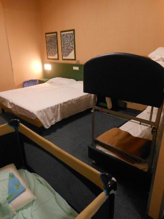 Best Western Hotel Mediterraneo: Family room